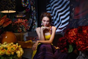 модель Даша Дараганова, фотограф Станислав Миронов. агентство Modus Vivendis. журнал Boutique magazine
