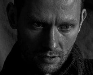Психологический черно-белый портрет. Фотограф Станислав Миронов, Москва