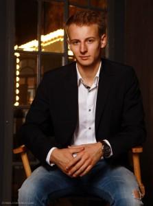 Мужской бизнес-портрет. Фотограф Станислав Миронов.